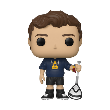 Funko Pop! Movies: To All the Boys - Peter w/ Scrunchie-MercadoGames.com