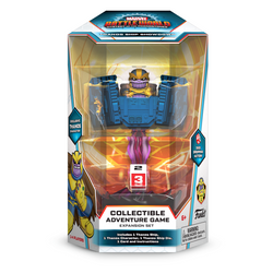 Funko Marvel Battleworld: Thanos Ship Showdown-MercadoGames.com