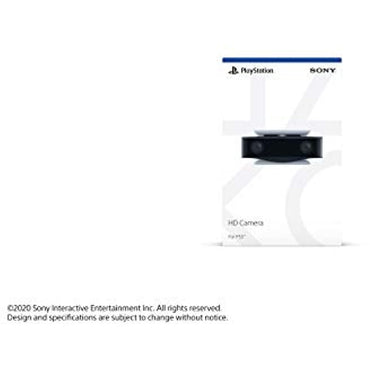 Playstation HD Camera - PS5-MercadoGames.com