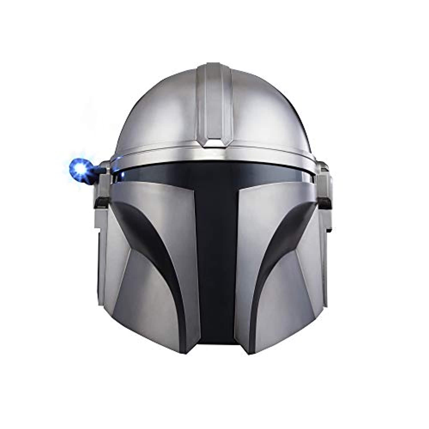Star Wars Black Series The Mandalorian Premium Electonic Helmet-MercadoGames.com