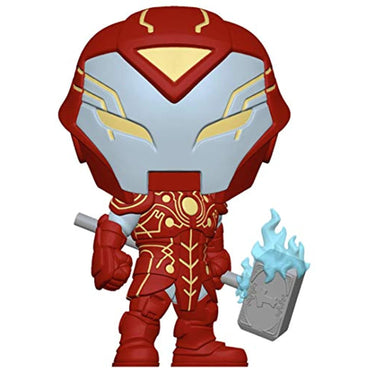 Funko Pop! Marvel: Infinity Warps - Iron Hammer-MercadoGames.com