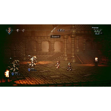 Octopath Traveler (EU) - Switch-MercadoGames.com