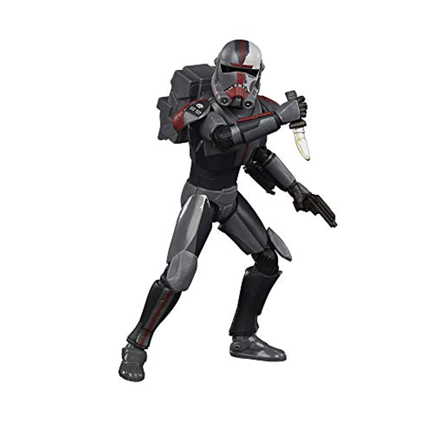 STAR WARS The Black Series Bad Batch Hunter-MercadoGames.com
