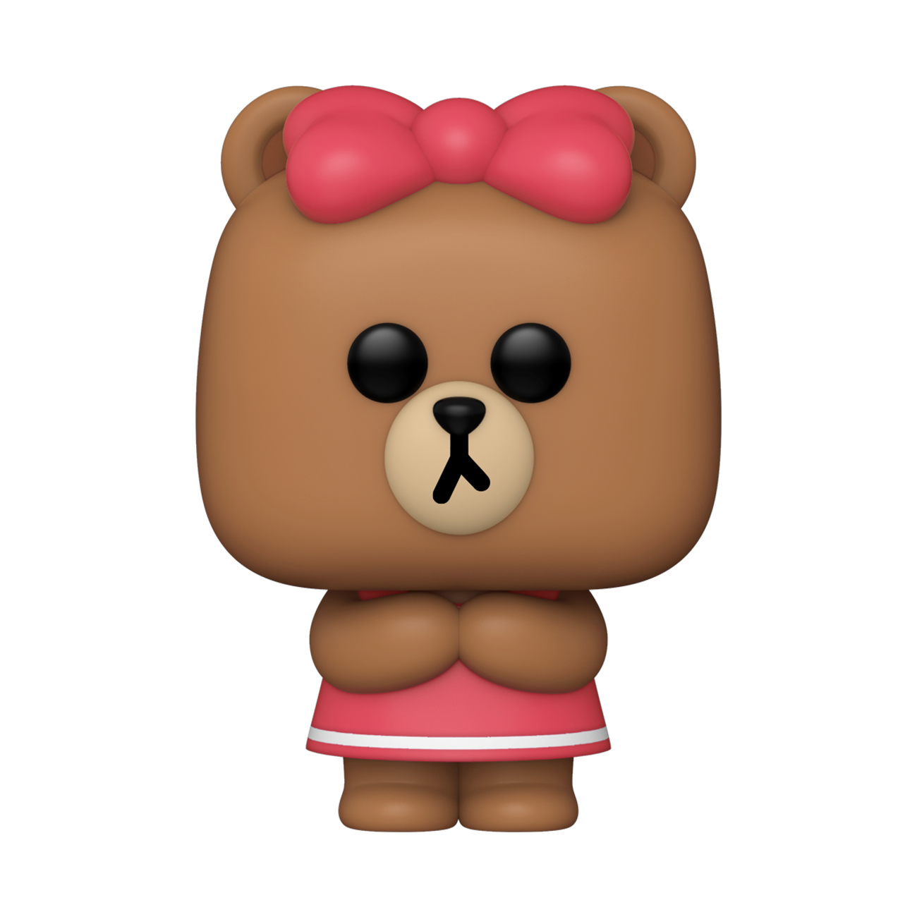 Funko POP Animation: Line Friends - Choco