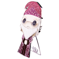 Funko Pop! Pins: Harry Potter - Large Enamel Pin – Dumbledore-MercadoGames.com