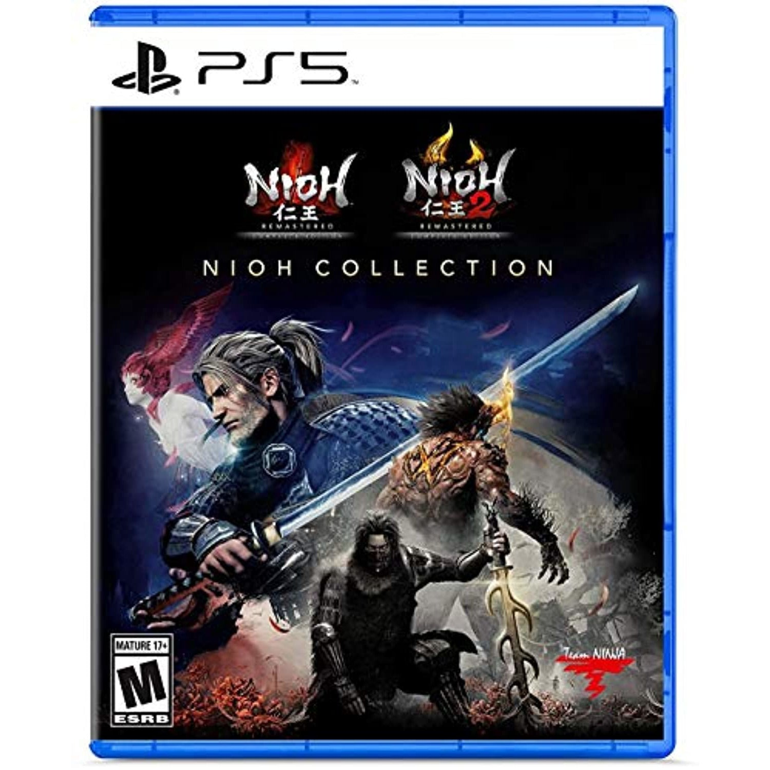 The Nioh Collection - PlayStation 5-MercadoGames.com