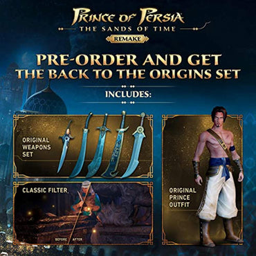 Prince of Persia: The Sands of Time Remake - Xbox One-MercadoGames.com