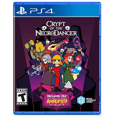 Crypt of The Necrodancer - PlayStation 4-MercadoGames.com