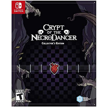 Crypt of The Necrodancer: Collector's Edition - Nintendo Switch-MercadoGames.com