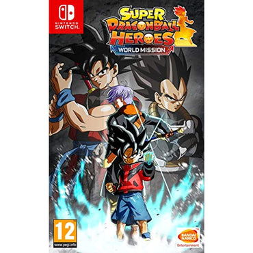Nintendo Switch - Super Dragon Ball Heroes: World Mission-MercadoGames.com