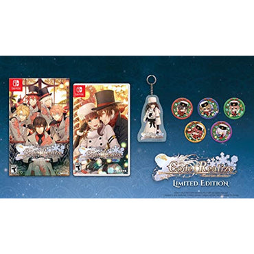 Aksys Code: Realize Wintertide Miracles Limited Edition - Nintendo Switch-MercadoGames.com