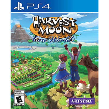 Harvest Moon: One World - PlayStation 4-MercadoGames.com