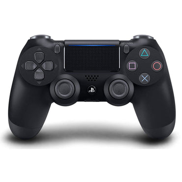 DualShock 4 Wireless Controller for PlayStation 4 - Jet Black-MercadoGames.com