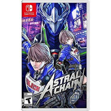 Astral Chain (Switch)-MercadoGames.com