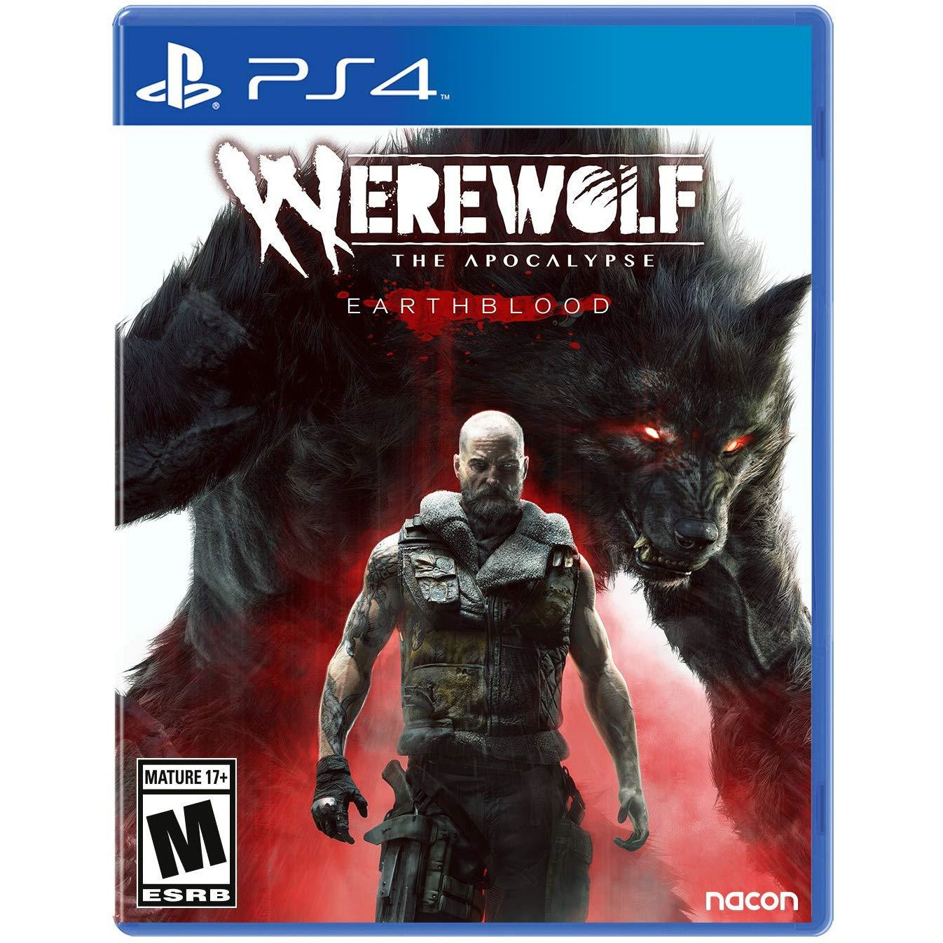 Werewolf: The Apocalypse Earthblood-MercadoGames.com