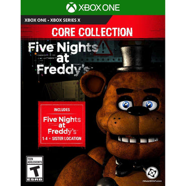 Five Nights at Freddy's: the Core Collection-MercadoGames.com