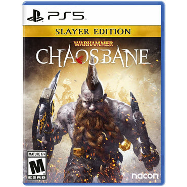 Warhammer: Chaosbane - Slayer Edition-MercadoGames.com