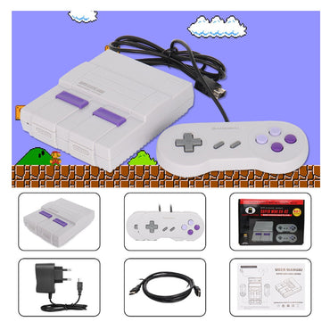 Retro Inspired Game Console With HDMI + 821 Games Loaded