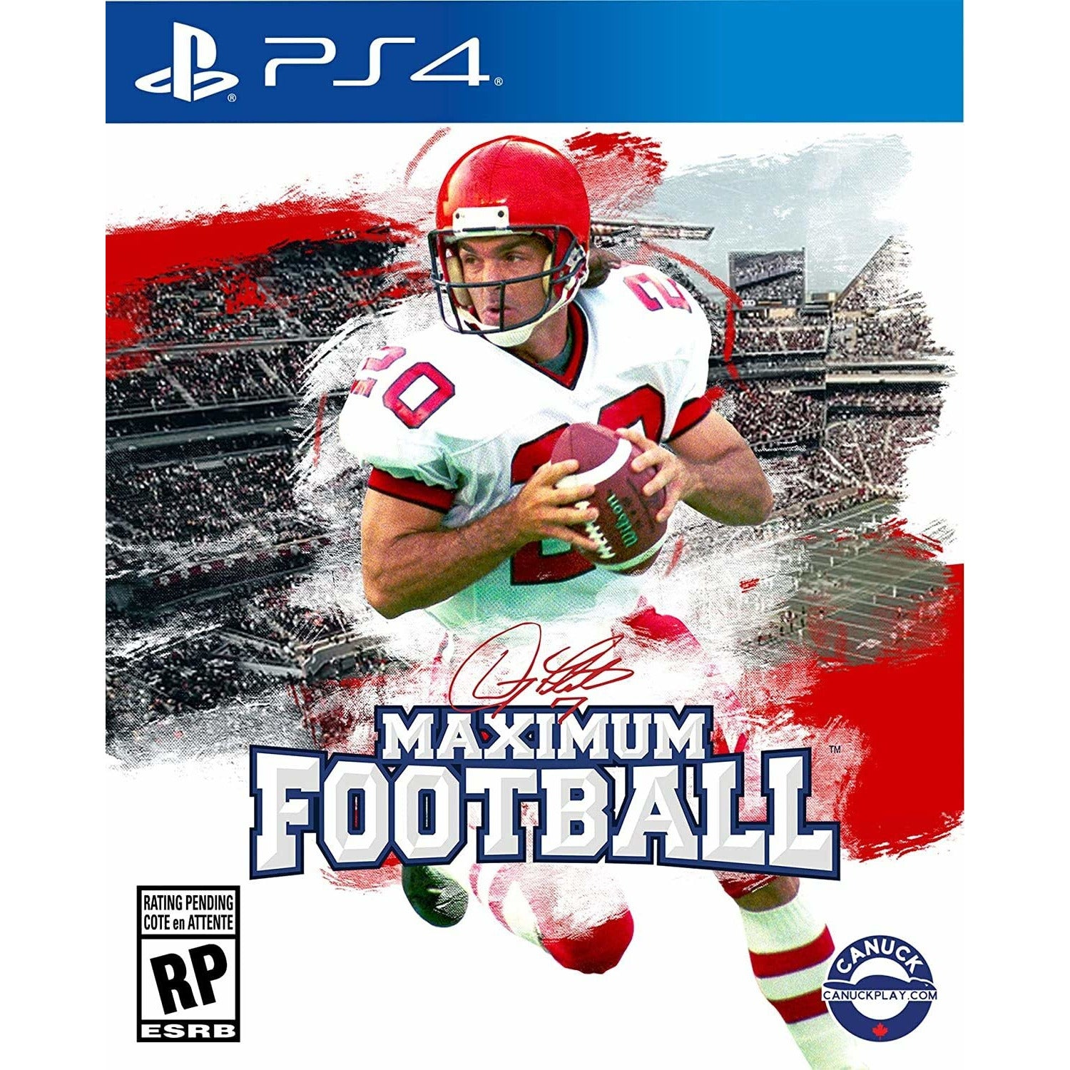 Doug Flutie's Maximum Football 2020-MercadoGames.com