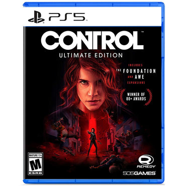 Control Ultimate Edition-MercadoGames.com