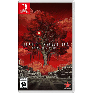Deadly Premonition 2: A Blessing In Disguise - Nintendo Switch-MercadoGames.com