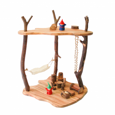 Jungle tree house - Wooden Toy
