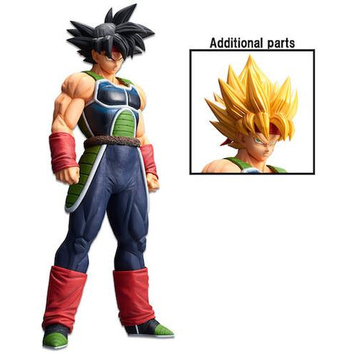 BanPresto - Dragon Ball Z Bardock Grandista nero Figure-MercadoGames.com