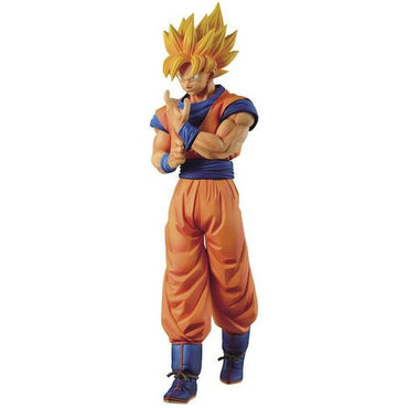 BanPresto - Dragon Ball Z Super Saiyan Son Goku Solid Edge Works Vol. 1-MercadoGames.com