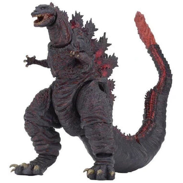 NECA Movie Action Doll Anime Godzillaes Dinosaur Monster Movable