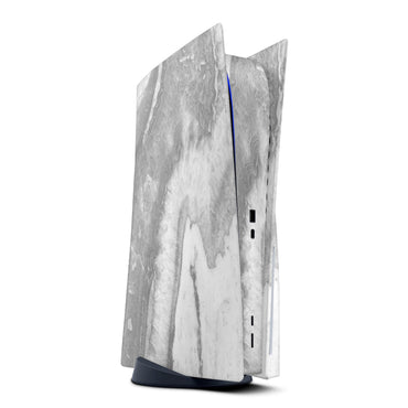 Gray Slate Marble - Vinyl decal Bundle for PlayStation 5