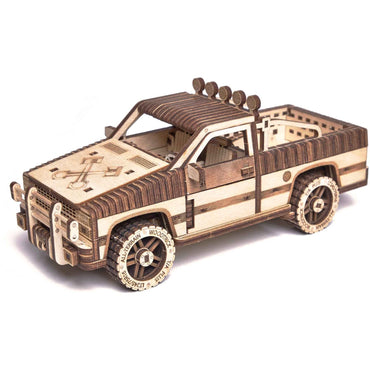 Pick Up Truck WT-1500 Wooden Toy-MercadoGames.com