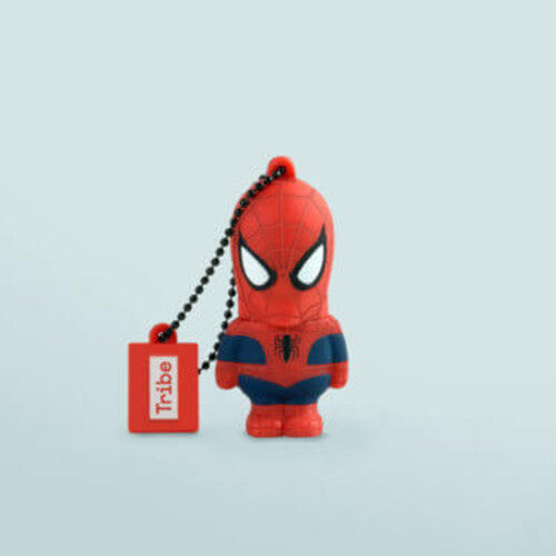 Tribe Marvel Spider-Man 32GB USB Flash Drive-MercadoGames.com
