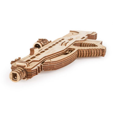 Assault USG-2 Wooden Puzzle Toy-MercadoGames.com