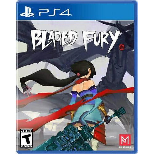 Bladed Fury - PlayStation 4-MercadoGames.com