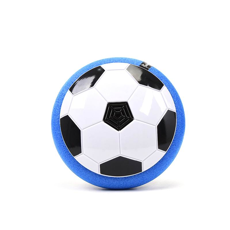 Air Cushion Floating Soccer Ball/Football with LED Lights & Music-MercadoGames.com
