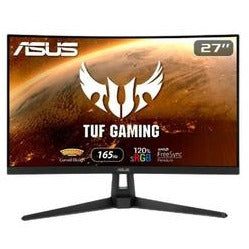 "ASUS TUF Gaming VG27VH1B 27"" Curved Monitor, 1080P Full HD, 165Hz"
