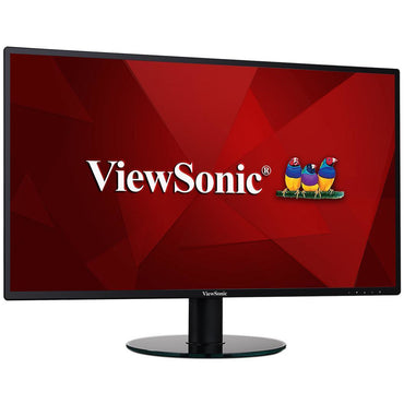 ViewSonic VA2719-2K-SMHD 27 Inch IPS 2K 1440p Frameless LED Monitor