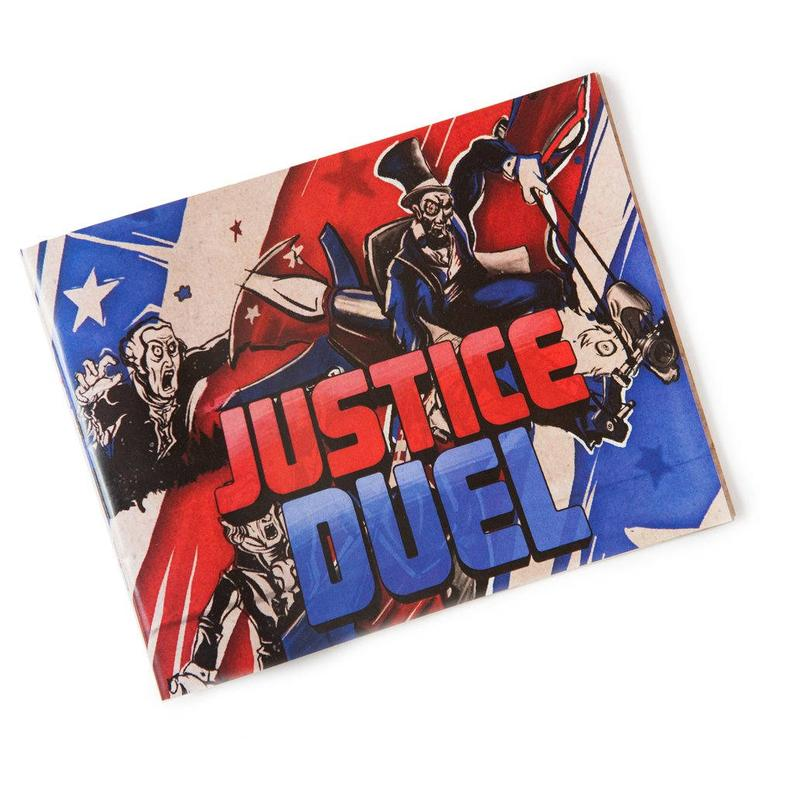 Justice Duel - Official Mega Cat Studios Beat'em up Video Game Cart for the Nintendo Famicom System-MercadoGames.com