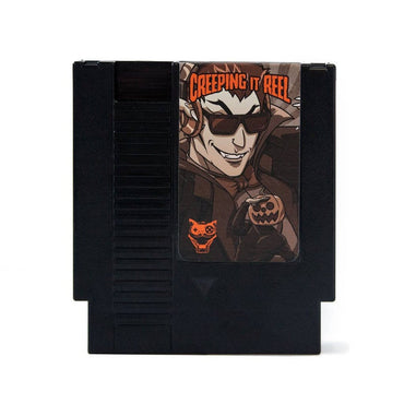 Creeping It Reel - Official Mega Cat Studios Beat'em up Video Game Cart - Nintendo NES-MercadoGames.com