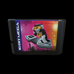 YM2612 Instrument EDITOR- Official Mega Cat Studios Test Cart for the Sega Mega Drive Version-MercadoGames.com
