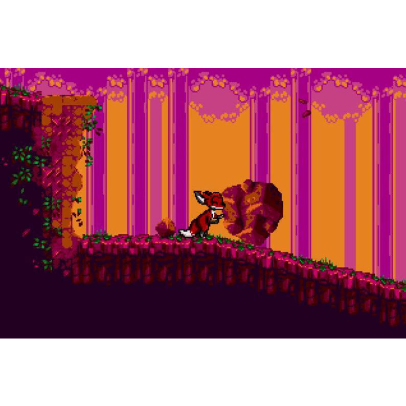 Tanglewood - Official Mega Cat Studios Cart Game - Sega Genesis Version - Classic 16 bit Action Puzzle Platformer-MercadoGames.com