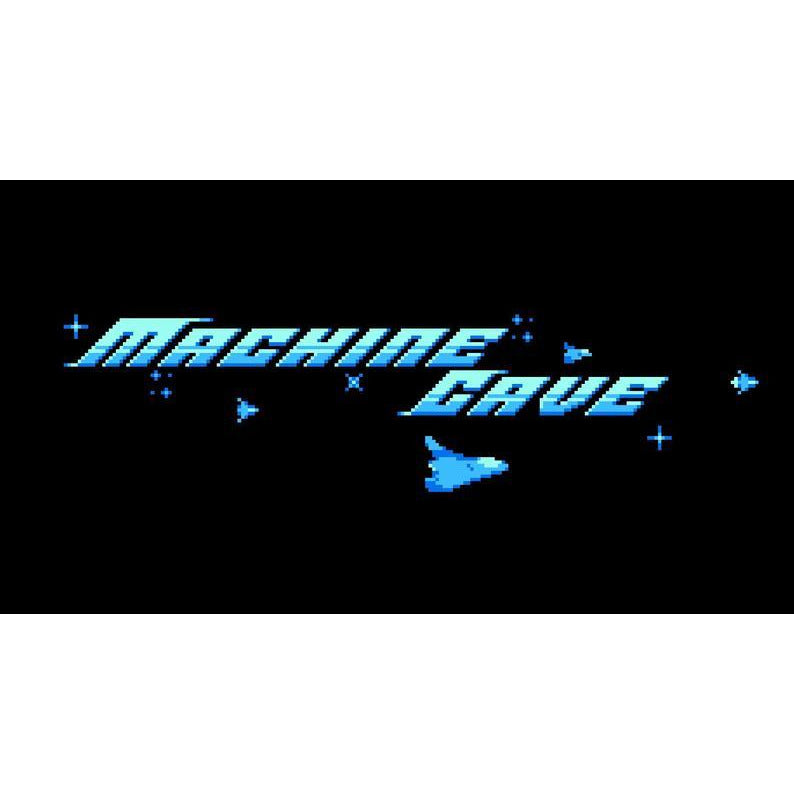 Machine Cave - Official Mega Cat Studios Physics Based Shooter Video Game Cart - Nintendo NES-MercadoGames.com