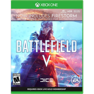 Battlefield V Title Game EA Games (Xbox One)-MercadoGames.com