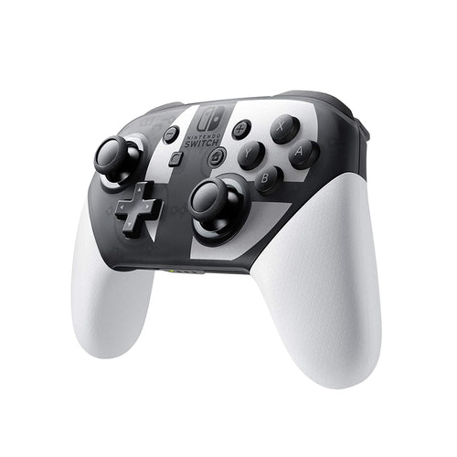 Nintendo Official Switch Pro Controller - Super Smash Bros. Edition-MercadoGames.com