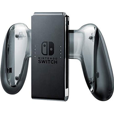 Nintendo Official Switch Joy-Con Charging Grip - Grey-MercadoGames.com