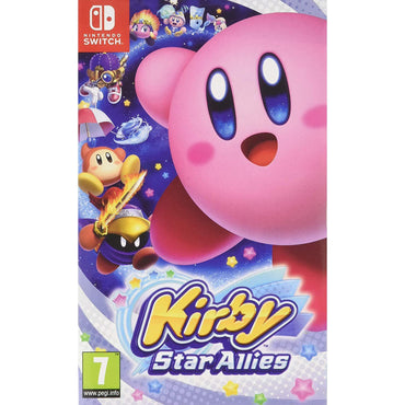 Kirby: Star Allies (EU) (Switch)-MercadoGames.com