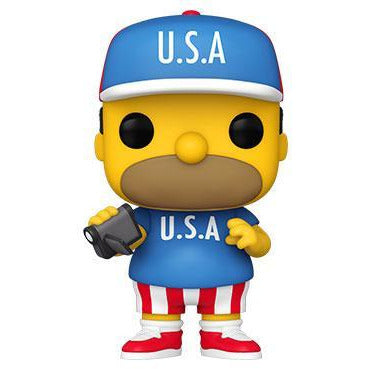 Funko Pop! Animation: Simpsons - USA Homer