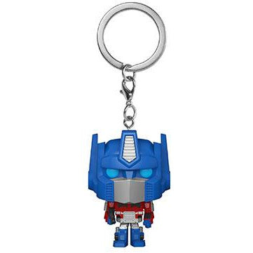 Funko POP Keychain: Transformers- Optimus Prime