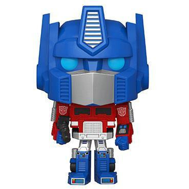 Funko POP Vinyl: Transformers- Optimus Prime