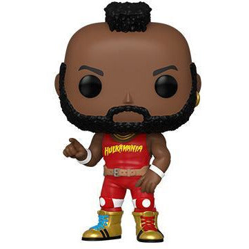 Funko POP WWE: NWSS- Mr T